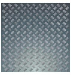Diamond metal plate vector