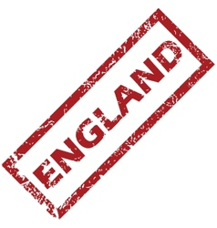 New england rubber stamp vector