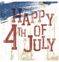 4th july poster vector