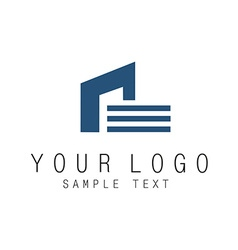 Logo icon vector