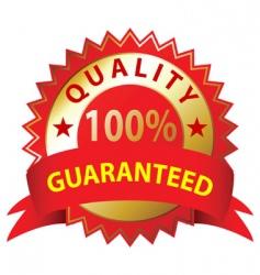 Quality guaranteed vector