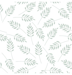 Leaves seamless pattern 01 vector