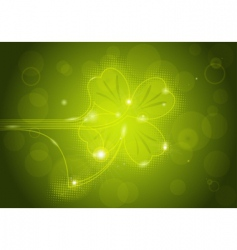 St patrick's's background vector