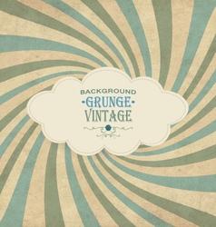 Vintage background vector