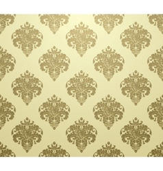 Wallpaper pattern luxury vector