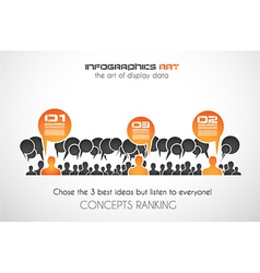 Worldwide communication and social media concept vector