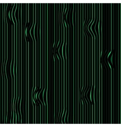 Torn green lines abstract natural background vector