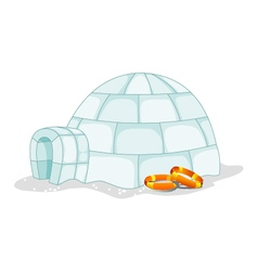 Igloo vector