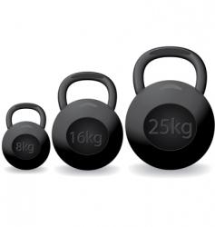 Heavy weights vector