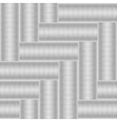 Herringbone seamless texture vector