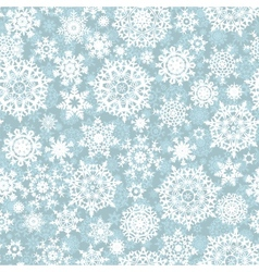 Christmas seamless pattern snowflake eps 10 vector