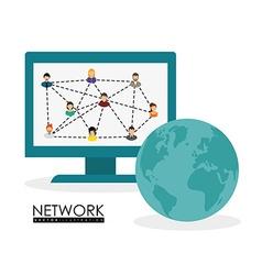 Network design vector