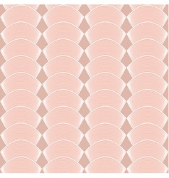 Abstract warm pink seamless pattern vector