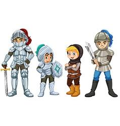 Knights vector