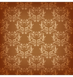 Old seamless background vector