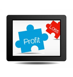 Profit and loss vector