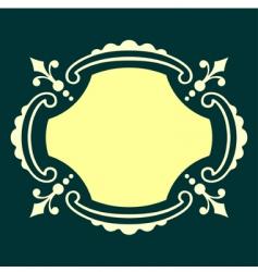 Elegant design element vector