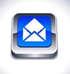 E-mail 3d button vector
