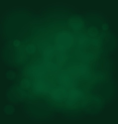 Abstract magic light sky bubble blur green poison vector
