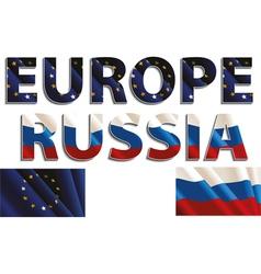 Europe vector
