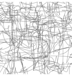 Abstract pencil sketch background vector