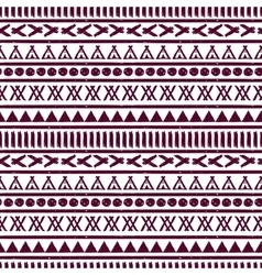 Seamless gray and white pattern vector