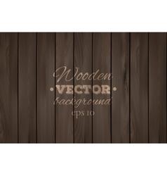 Wooden background wood texture vector