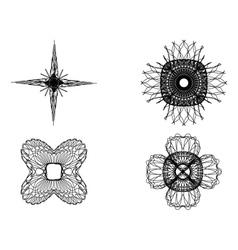 Spirograph elements2 vector