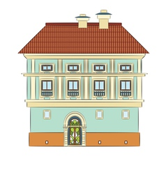 City house vector