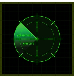 Searching for objectives and success vector