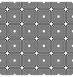 Op art pattern vector