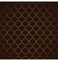 Golden net background stock vector