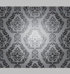 Decorative wallpaper design vector