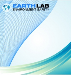 Earth background vector
