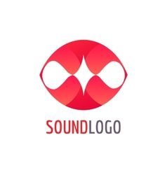 Abstract new logo template for branding and vector