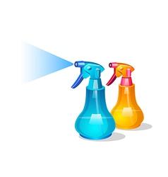 Icon spray vector