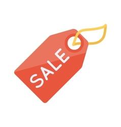 Sale label badge vector