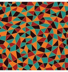 Geometrical seamless background vector