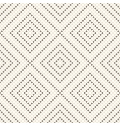 Seamless geometrical pattern with rhombus vector