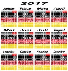 Calendar event personal organizer planning term ti vector
