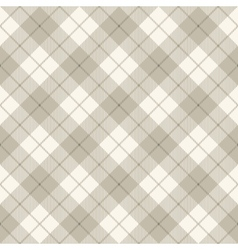 Scottish diagonal plaid vector