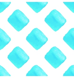 Sky blue geometric seamless pattern vector