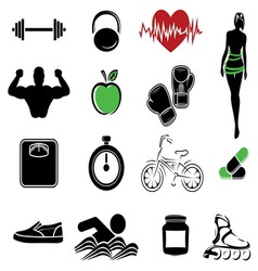 Fitness resize vector