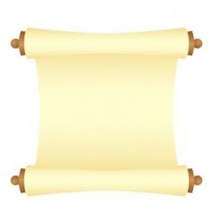 Scroll vector
