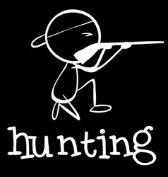 Hunting vector