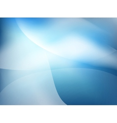 Abstract blue business technology colorful vector