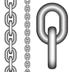 Seamless chain vector