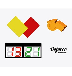 Referee desing vector