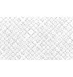 Monochrome horizontal pattern with cross lines vector