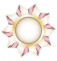 Badge illustration vector